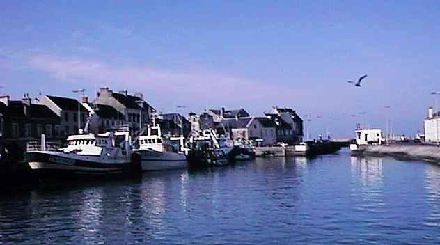 Port en bessin - Restaurant l ecailler port en bessin ...